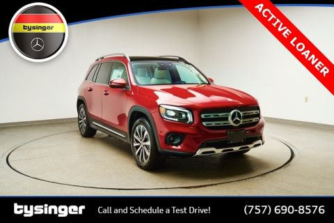 Pre-Owned 2020 Mercedes-Benz GLB GLB 250 FWD 4D Sport Utility
